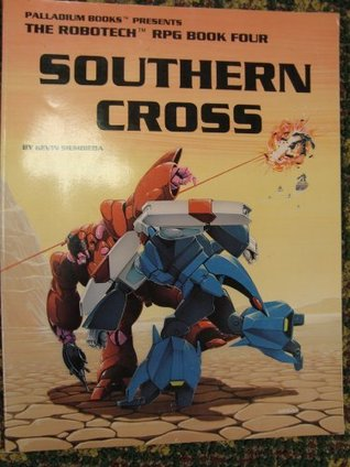 Southern Cross by Kevin Siembreda