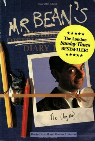 Mr Bean's Diary by Robin Driscoll