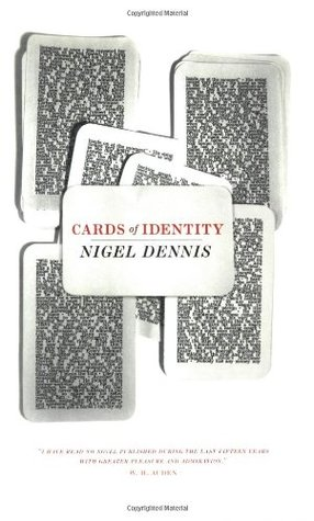 Cards of Identity by Nigel Forbes Dennis