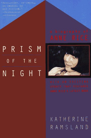 Prism of the Night by Katherine Ramsland