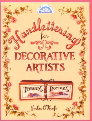 Handlettering for Decorative Artists