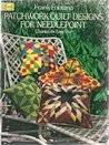 Patchwork Quilt Designs for Needlepoint: Charted for Easy Use (Dover needlework series)