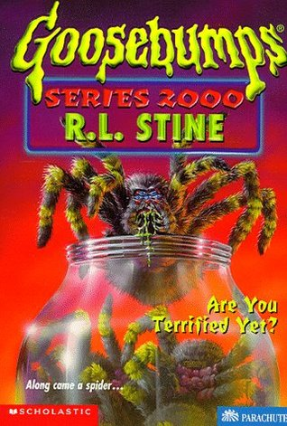 Are You Terrified Yet? by R.L. Stine