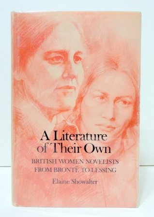 elaine showalter a literature of their own pdf
