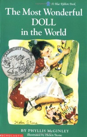 The Most Wonderful Doll in the World by Phyllis McGinley