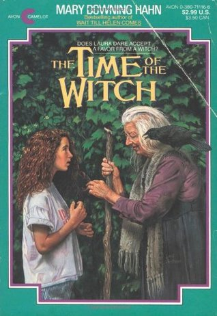 Time of the Witch by Mary Downing Hahn
