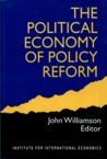 The Political Economy of Policy Reform