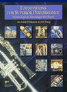 W32HF - Foundations for Superior Performance - French Horn