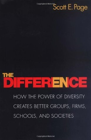 The Difference by Scott E. Page