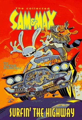 The Collected Sam and Max by Steve Purcell