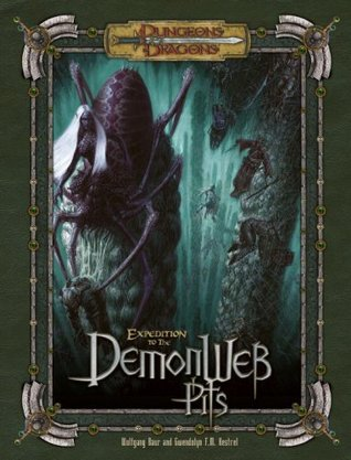 Expedition to the Demonweb Pits by Wolfgang Baur