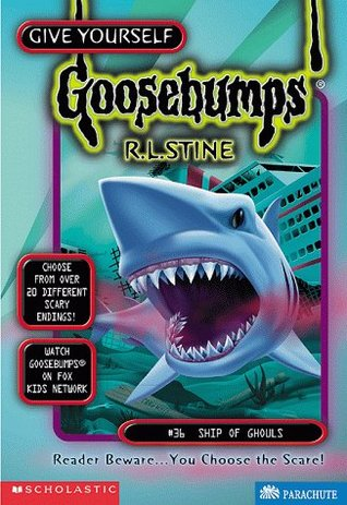 Ship of Ghouls by R.L. Stine