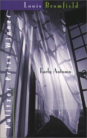 Early Autumn: A Story of a Lady