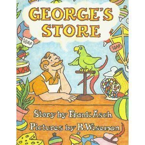 George's Store by Frank Asch