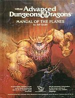 Manual of the Planes (Advanced Dungeons & Dragons )