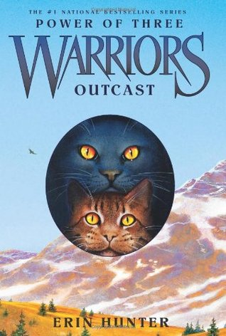 Outcast by Erin Hunter