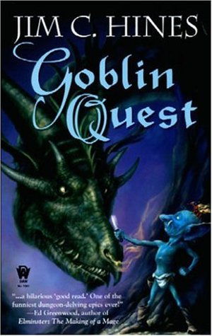 Goblin Quest by Jim C. Hines