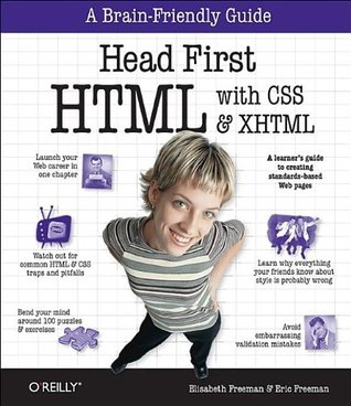Head First HTML with CSS & XHTML by Elisabeth Robson