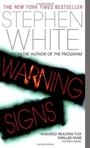 Warning Signs (Alan Gregory, #10)