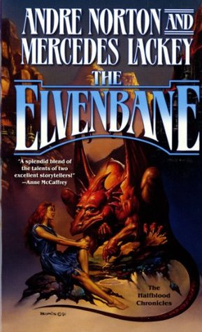 The Elvenbane by Andre Norton