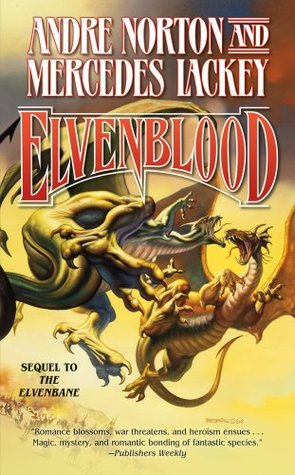 Elvenblood by Andre Norton
