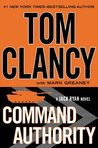 Command Authority (Jack Ryan Universe, #16)