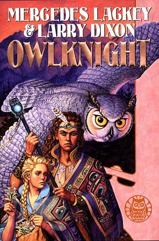 Owlknight (Owl Mage Trilogy, #3)