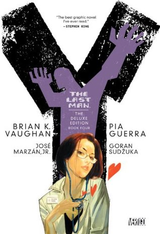 Y: The Last Man - The Deluxe Edition Book Four