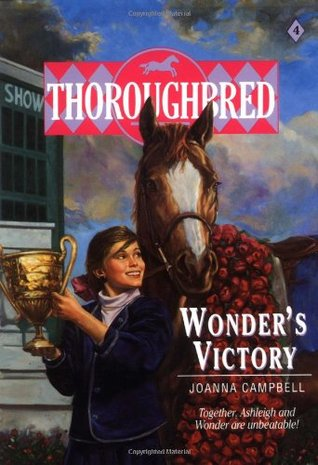 Wonder's Victory by Joanna Campbell