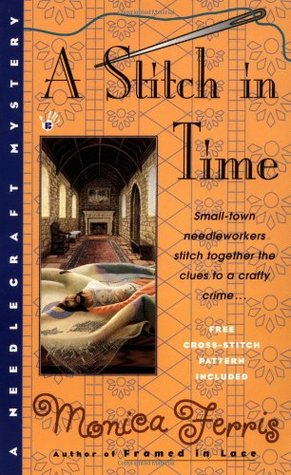 A Stitch in Time by Monica Ferris