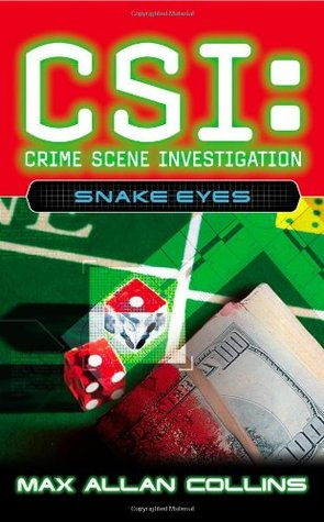 Snake Eyes by Max Allan Collins