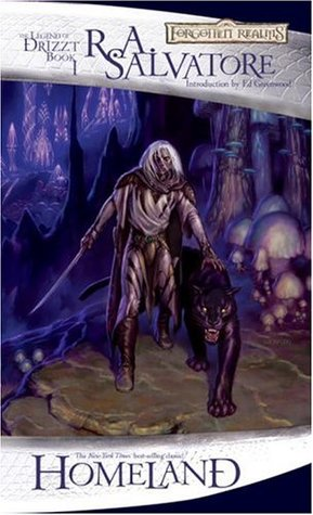 Homeland by R.A. Salvatore