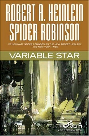 Variable Star by Robert A. Heinlein