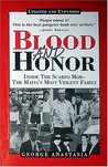 Blood and Honor by George Anastasia