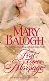 First Comes Marriage (Huxtable Quintet #1)