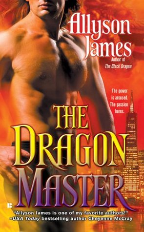 The Dragon Master by Allyson James