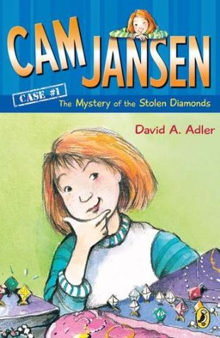 The Mystery of the Stolen Diamonds by David A. Adler