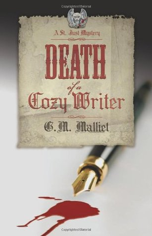 Death of a Cozy Writer by G.M. Malliet