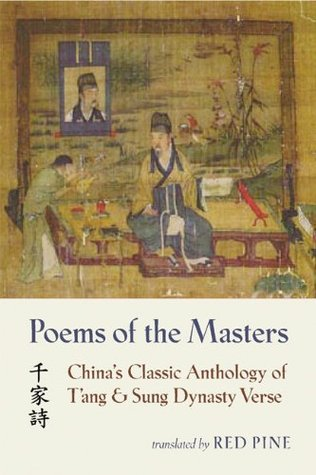 Poems of the Masters by Red Pine
