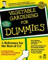 Vegetable Gardening for Dummies?