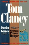 Clancy: Three Complete Novels