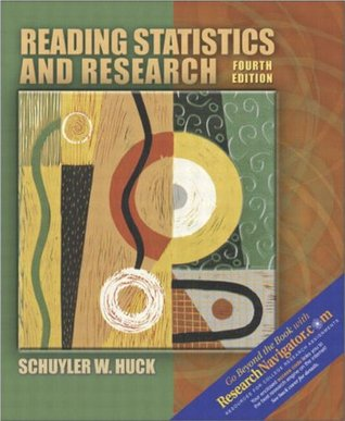 Reading Statistics and Research with Research Navigator by Schuyler W. Huck