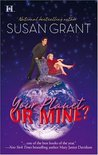 Your Planet or Mine? (Otherworldly Men #1)
