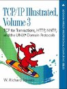 TCP/IP Illustrated, Volume 3: TCP for Transactions, HTTP, NNTP, and the Unix (R) Domain Protocols
