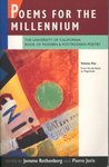 Poems for the Millennium, Vol. 1: Modern and Postmodern Poetry from Fin-de-Siècle to Negritude