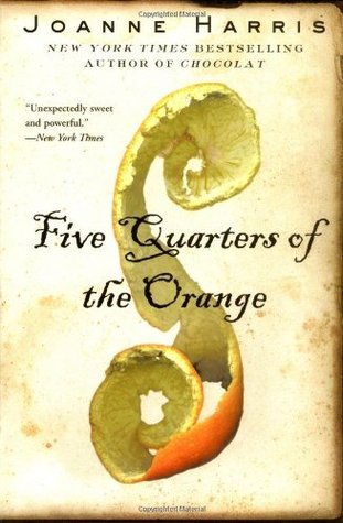 five quarters of the orange joanne harris scrapbook novel