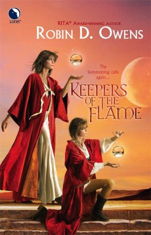 Keepers of the Flame by Robin D. Owens