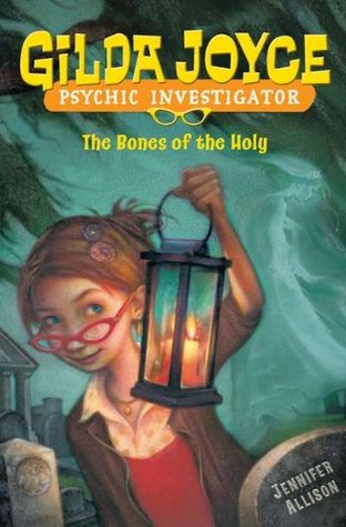 Gilda Joyce: The Bones of the Holy  (Gilda Joyce, #5)