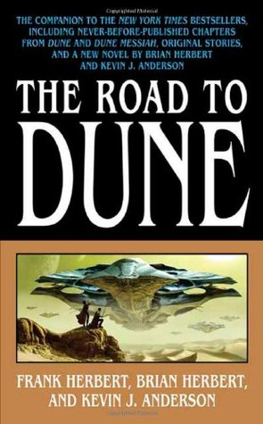 The Road to Dune by Frank Herbert