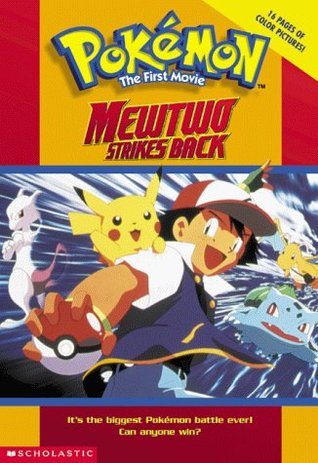 Mewtwo Strikes Back (Pokemon the First Movie)